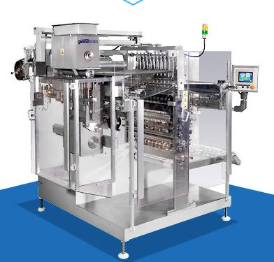 Pharmaceutical<br>Universalpack - GAMMA 4 Side seal Machine GM0001