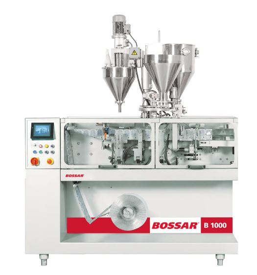 General Packing<br>Bossar-Horizontal Form Fill seal - B BASIC SERIES B1000