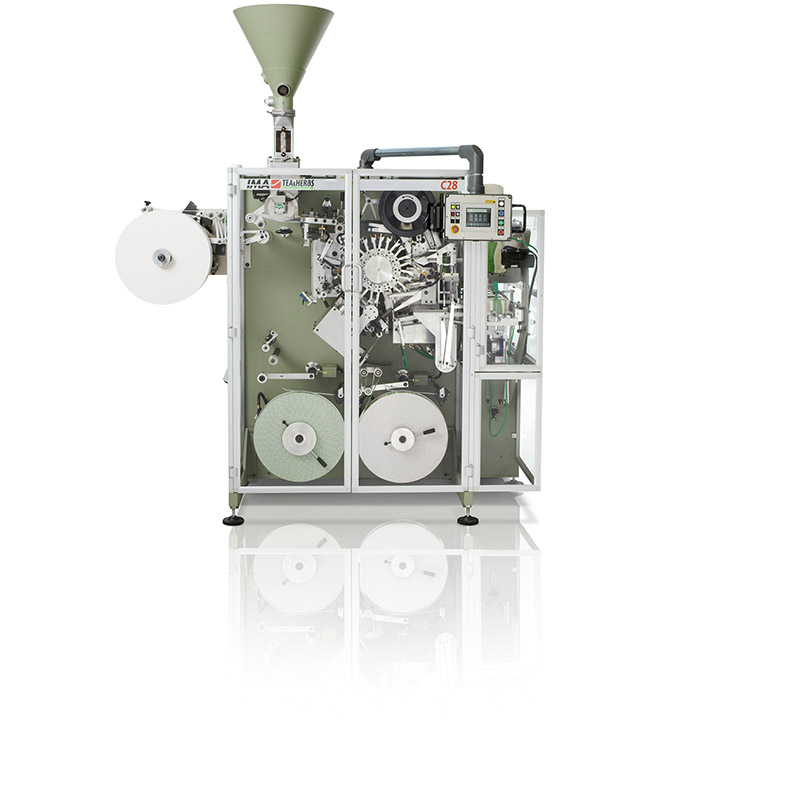 Food & Beverages<br>IMA TEA & HERBS - C28 Tea Bag Machines IMA0003