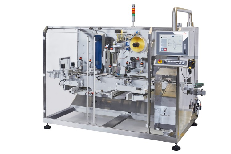 Pharmaceutical<br>ANTARES VISION - SERIALIZATION SYSTEM TTS 002