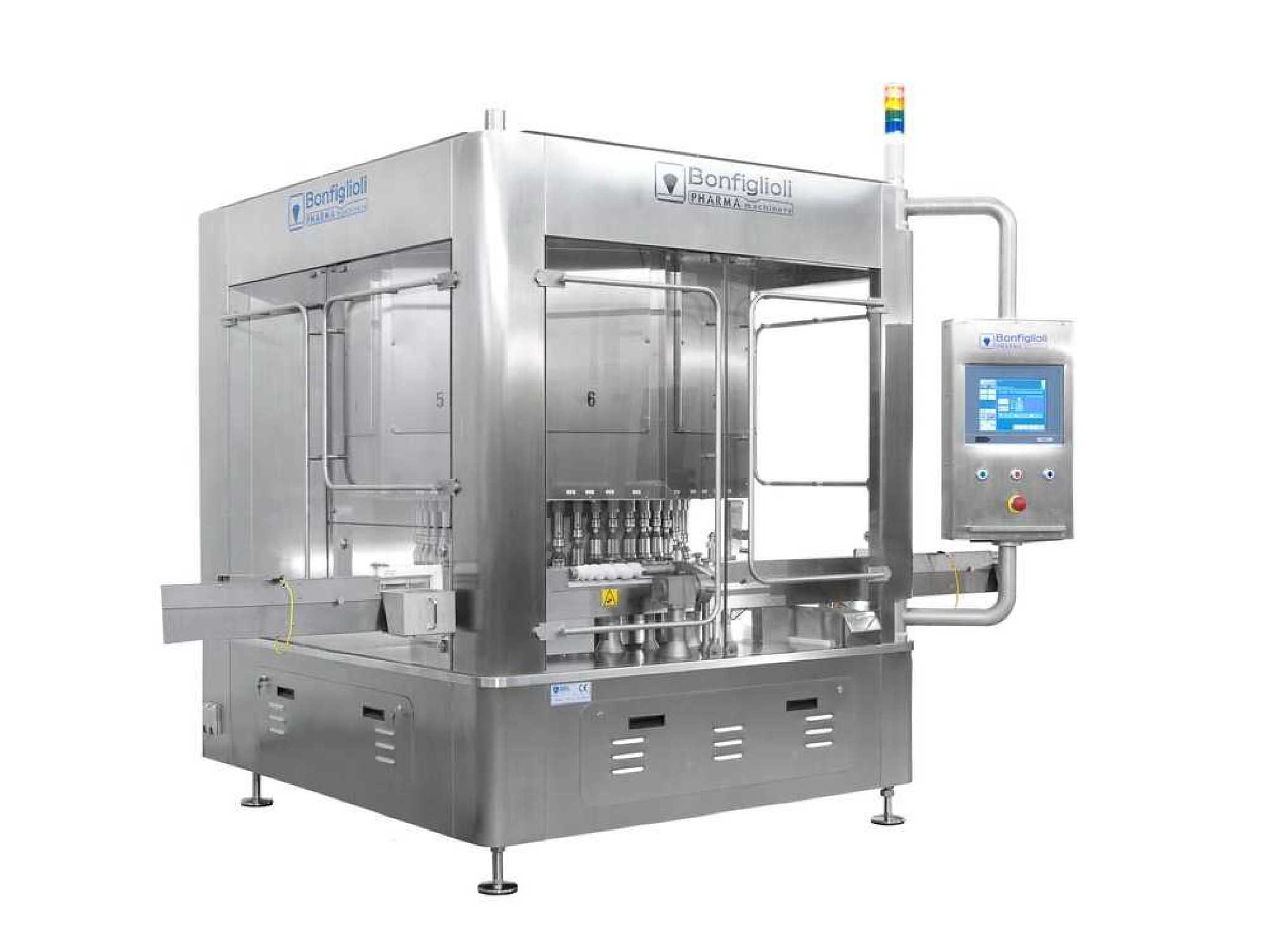 Pharmaceutical Bonfiglioli Engineering - Leak Testing Equipment