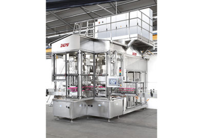 Food & Beverages<br>Zacmi Filling & Closing Monoblock ZAC001
